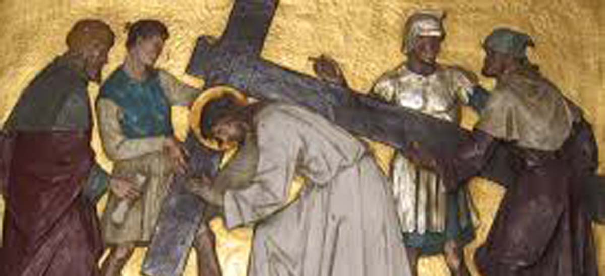 Stations of the Cross - Mar 25th to 30th