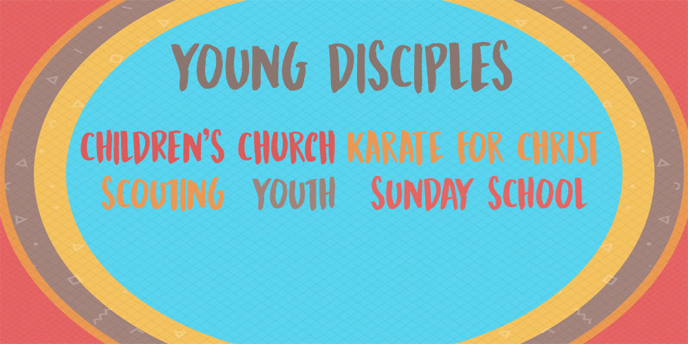 YOUNG DISCIPLESHIP
