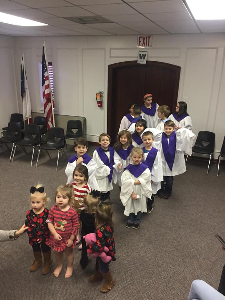 Children's Ministry Christmas Activities